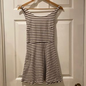American Eagle Outfitters fit and flare dress